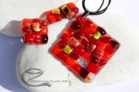 Mozaik üvegékszer