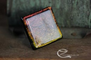 Dichroic üveg gyűrű