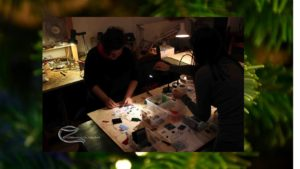 Ékszer készítő workshop